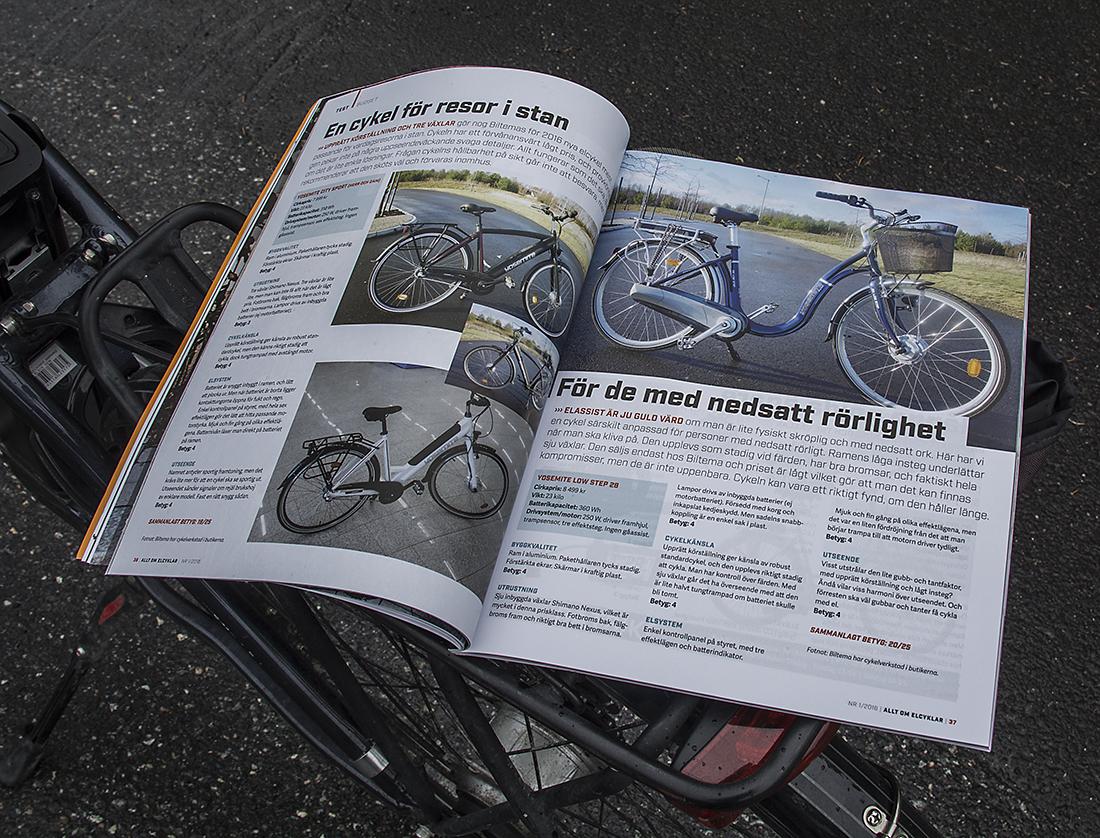 kjøpe el sykkel i sverige